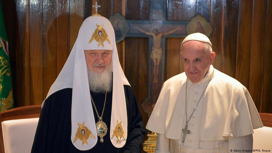 Ce inseamna intalnirea Papei Francisc cu Patriarhul