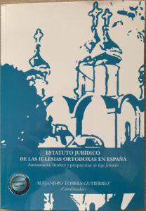 Statutul juridic al Bisericii Ortodoxe în Spania