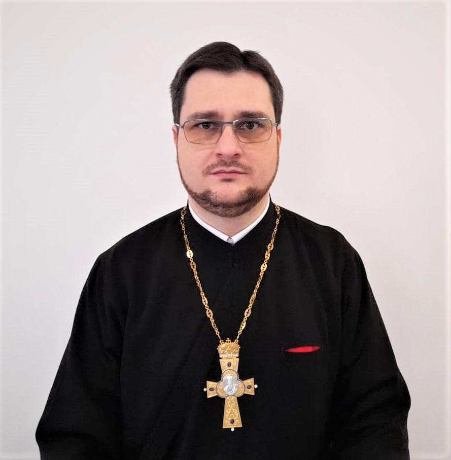 Cosmin Santi - Expert FoRB România