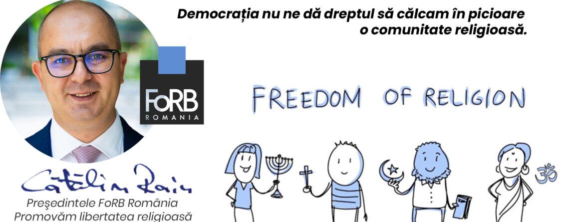 Analfabetism religios primitiv - Catalin Raiu - FoRB România