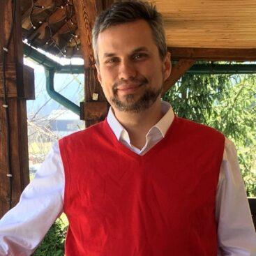 Catalin Sturza - Expert FoRB Romania