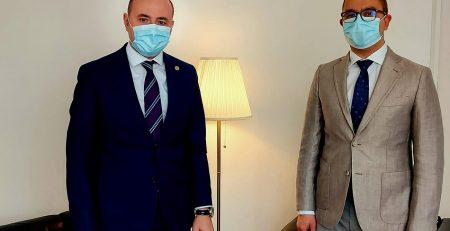 Intalnire cu domnul deputat Alexandru Muraru