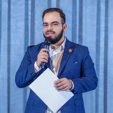 Patrascu Andrei-Cristian - Expert FoRB Romania